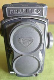 Rolleiflex 4x4 Kamera