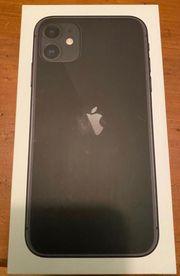 iPhone 11 64GB schwarz ganz