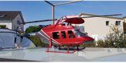 Bell 206 Longranger Scale Hubschrauber