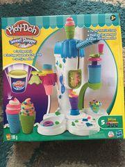 PlayDoh Eismaschine
