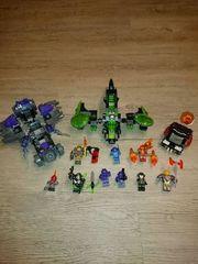 Lego nexo knights 70311 70350