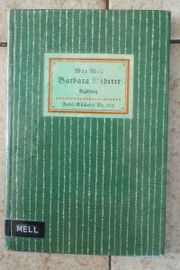 Barbara Raderer Novelle