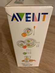 Nahrungsaufbewahrung von Avent