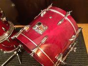 Schlagzeug Drumset Bassdrum 18 Zoll