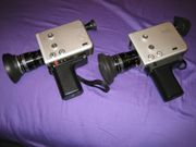 BRAUN SUPER 8 CAMERA NIZO
