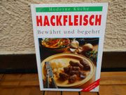 Verschiedene Kochbücher