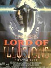 Clive Barker Lord of Illusions