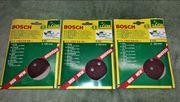 Bosch Schleifblätter Schleifscheiben 125 mm