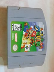 Nintendo 64 Super Mario gebraucht