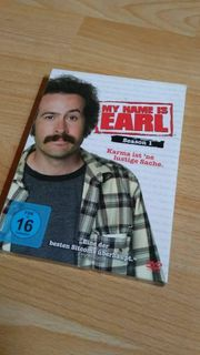 Mein Name ist Earl DVD
