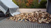 Brennholz - Lieferung kostenlos