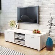 99243043 TV Schrank Hochglanz Weiß