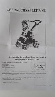 HOCO RANGER Kinderwagen 3 in