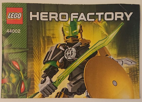 LEGO Hero Factory 44002