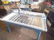 CNC Plasmaschneider- Anlage