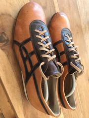 Doucals Leder Sneaker Gr 42