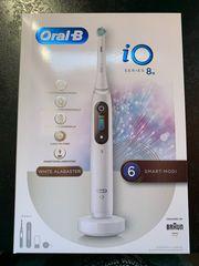 Oral-B iO 8N elektrische Zahnbürste