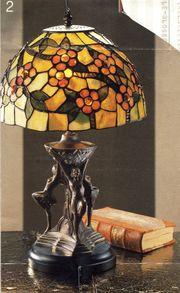 Apple-Blossom-Tiffany-Tischleuchte