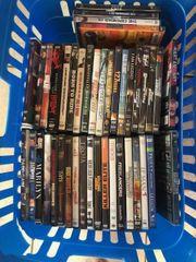 DVD Sammlung 78 tlg