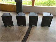 Martin Audio Komplett PA System