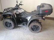 Quad Kymco 500