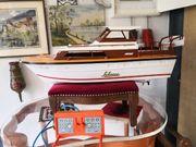 Schuco Motorschiff