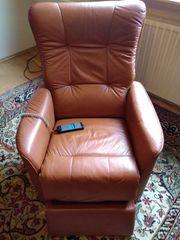 Sessel von Longlife aus Leder