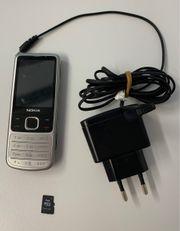 Nokia 6700c-1 schwarz silber mit