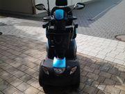 Elektromobil-Seniorenfahrzeug Invacar Comet Pro 15