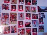FC BAYERN Sticker von Panini