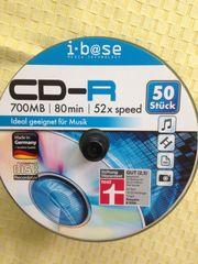 Verschenke CD-R 700MB