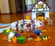 Playmobil Ponyhof 6927