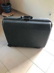 Samsonite Koffer Hartschale mit Zahlenschloss