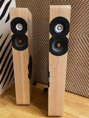 Boenicke W8 highend Lautsprecher Paar