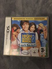 High School Musical 2 - Work