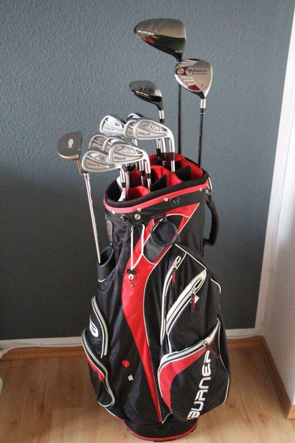 King Cobra TaylorMade Golf Komplett-Set