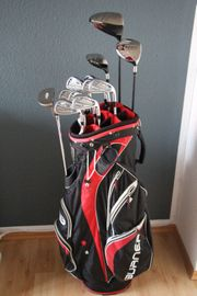 King Cobra TaylorMade Golf Komplett-Set