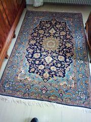 Edler antiquarischer Teppich von Wormser