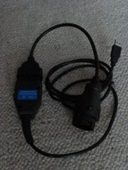 AutoDia K409 OBD Adapter Mercedes