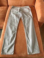 H M Jeans hellgrau EURO