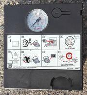 Kompressor elektrische Luftpumpe 12V Reifen