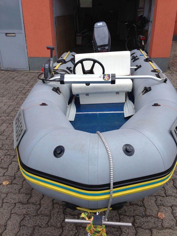 Schlauchboot Bombard Tropik 420