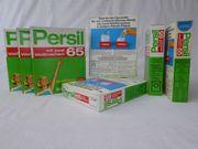Nostalgie Altes Waschmittel Persil 65