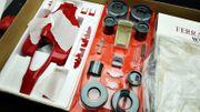 1 8 Rosso WRX Ferrari