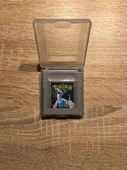Pokemon Silberne Edition mit Hülle