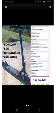 E-SCOOTER SoFlow S06