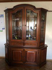 Vintage Möbelset aus Bärenholz