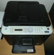 Drucker Samsung CLX 3185 FN