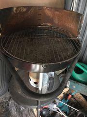 Griller Feuerschale Kohle