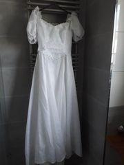 Hochzeitskleid der 80er Vogue Schnitt
